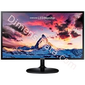 Jual LED Monitor SAMSUNG [LS24F350FHEXXD]
